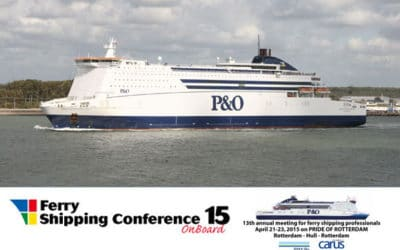 Hull Vane will be presented at Ferry Shipping Conference 2015