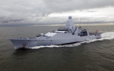 The Hull Vane® saves 12.5% on Holland Class OPVs