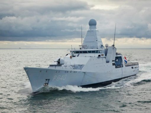 108m Offshore Patrol Vessel Holland Class