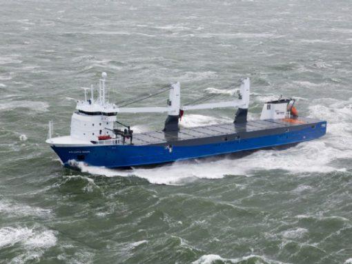 112m Cargo Vessel Arctic Dawn