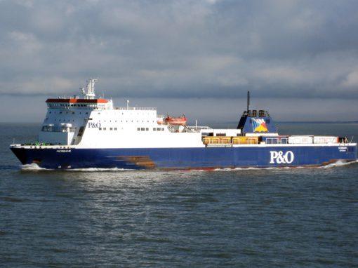 167m RoPax Vessel Norbank