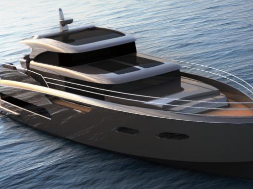 19m Motor Yacht Jetten Beach 65