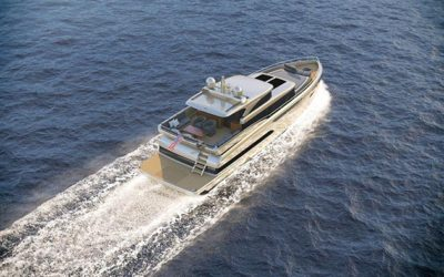 New Jetten 65 has Hull Vane for range and comfort