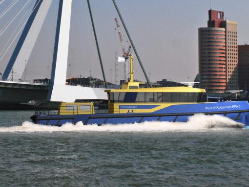 25m Harbour Patrol Vessel
