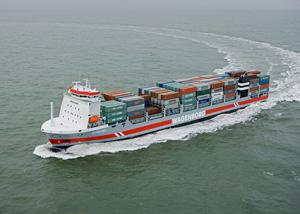169m Container Vessel Rijnborg