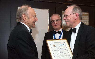 Hull Vane® receives RINA Maritime Innovation Award