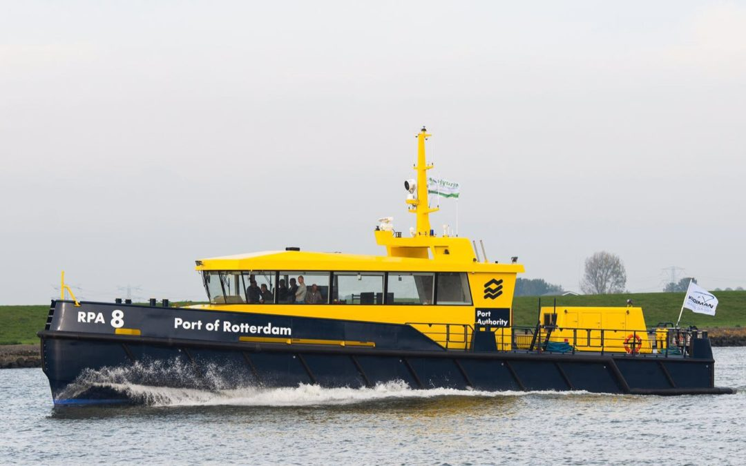 RPA 8 shows exceptional efficiency at river trials