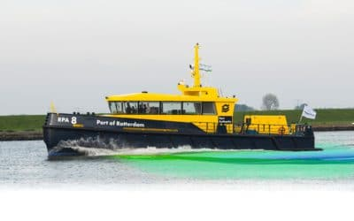 Hull Vane will present Blue Efficiency at SMM
