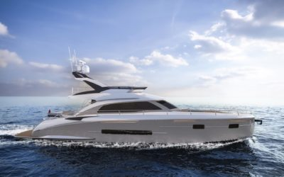 Sichterman Yachts specifies Hull Vane® as standard for all motoryachts