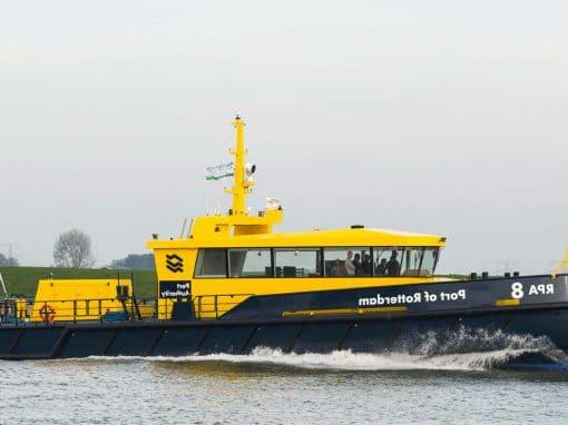 25m Harbour Patrol Vessel RPA8 (Kooiman Shipyard)
