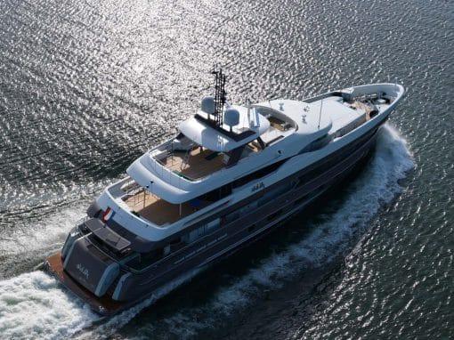 42m MY Alive – Heesen Yachts