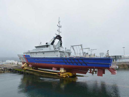 52m OPV Thémis (CMN Shipyard)