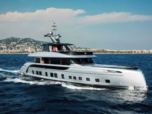 35m motoryacht One of 7
