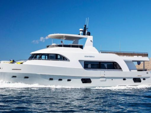 24m motoryacht Eighteen 2