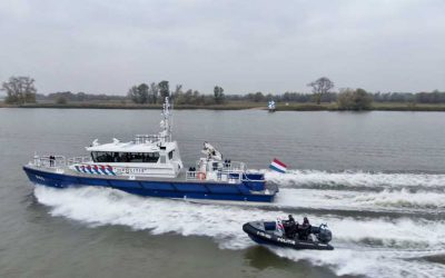 Six Hull Vanes ordered by Damen Shipyards for patrol vessels