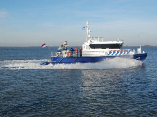 20m Police Patrol vessel (Damen Shipyards)
