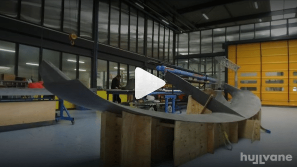 First Carbon Hull Vane®